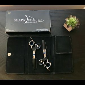 Sharkfin Cutting Shears Texturizing Cosmetology